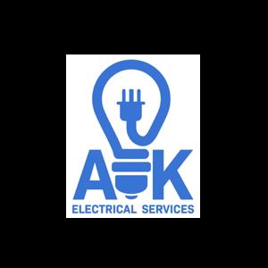 AK Electrical Logo